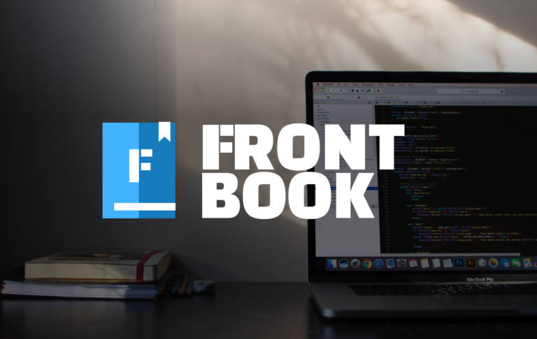 Frontbook